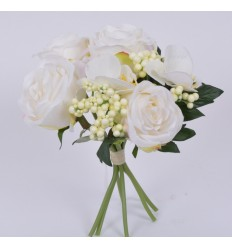 BOUQUET ROSE/ORCHIDEE