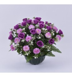 COUPE HORTICOLE 21 MINI ROSE