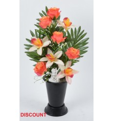 CONE DISCOUNT ROSE ORCHIDEE ANGE ASSORTI