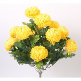 CHRYSANTHEME BOULE X 14 ASS